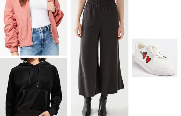 Outfits Under $100: How to Wear Culottes