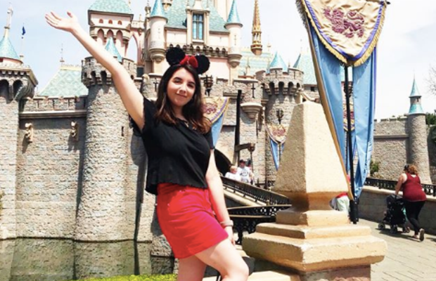 These Are the Absolute Best Instagram Pictures to Take at Disneyland