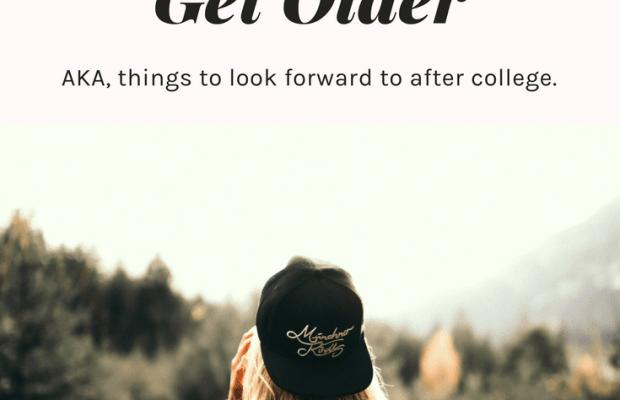 7 Things That Get Easier As You Get Older
