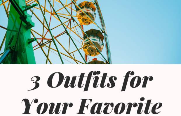 3 Casual & Easy Outfits for Your Favorite Summer Activities