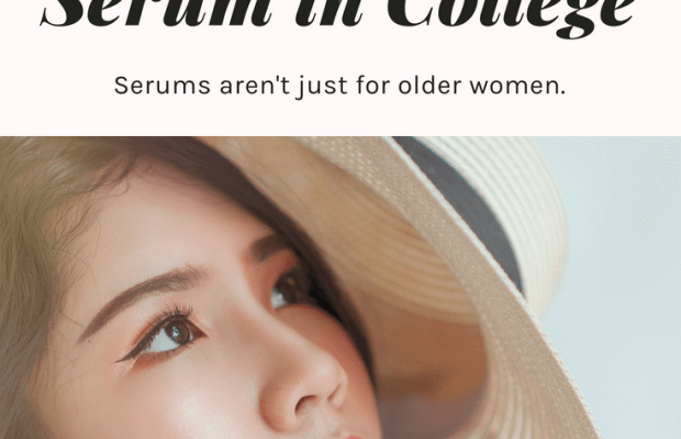 Skincare 101 with Formulyst: Why You Should Be Using a Face Serum, Even in College