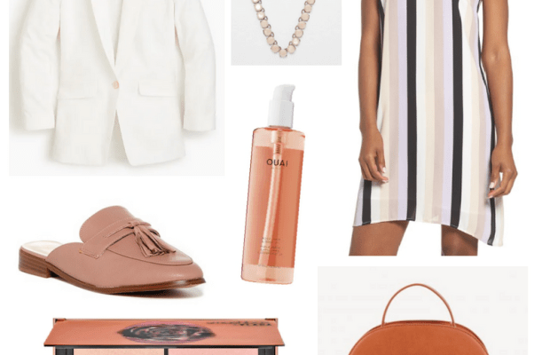 What to Wear to Work When It's Too Hot to Think