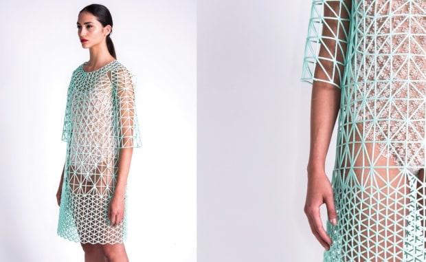 Innovative Fashion: 3-D Printing