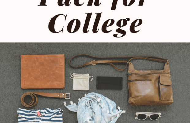 10 Important Accessories I Almost Forgot to Pack for College