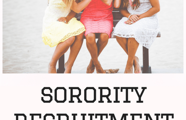 The Best Places to Find Clothes for Sorority Recruitment