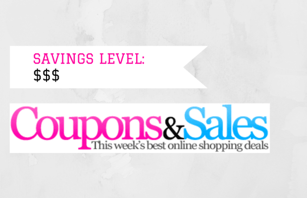 Coupons & Sales: 20% off at Sephora, 30% off at Forever 21, plus more!