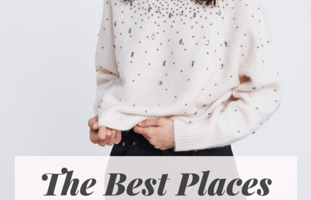 Stay Cozy: Get the Best Sweaters from These Stores