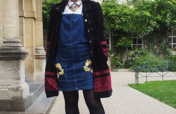 Looks on Campus: Hannah – University of Oxford